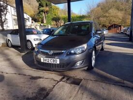 Vauxhall Astra 1.7 CDTi ecoFLEX 16v SRi 5dr£4,970 First customer Will be buy it! Car4You DRIVE AWAY.