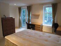 Double room with ensuite bathroom,cleaner,furnished,bills inc,Elephant And Castle Zone 1
