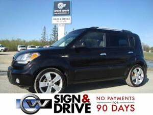 2010 Kia Soul 2.0L 4u *Sunroof & Htd Seats*