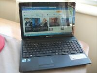 PACKARD BELL INTEL CORE i3 WINDOWS 7 LAPTOP IN PERFECT WORKING ORDER