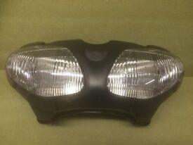 Suzuki sv 650 headlight