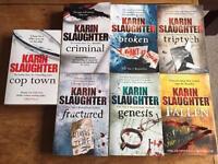 Karin Slaughter Books