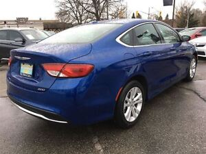 2016 Chrysler 200 Limited   BLUETOOTH   NO ACCIDENTS Kitchener / Waterloo Kitchener Area image 6