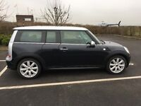 2009 MINI CLUBMAN 1.6 Cooper D 5-dr Manual - Panoramic Sunroof - Stop/Start - FSH