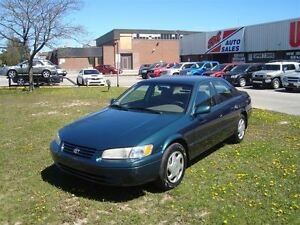1998 Toyota Camry XLE V6 ~ POWER OPTIONS ~ CERTIFIED ~