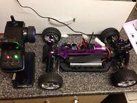 Rc cars x 2