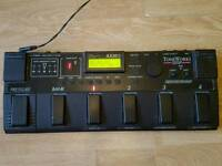 Korg ToneWorks AX30G guitar effects pedal