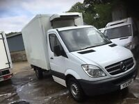 MERCEDES SPRINTER 313 BOX FRIDGE FREEZER VAN.2011.ONE OWNER.NEW MOT.STANDBY