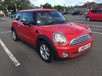 MINI ONE 2009 new MOT
