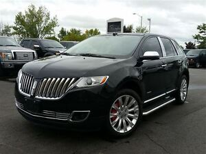 2011 Lincoln MKX LIMITED-AWD LUXURY SUV-NAVIGATION