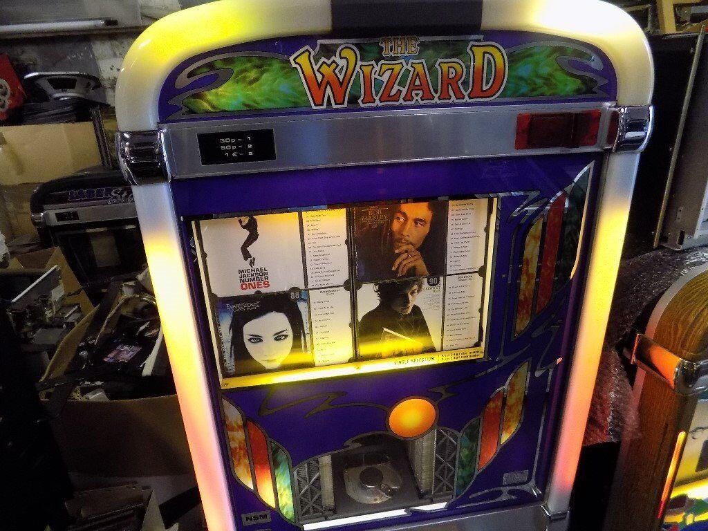 Nsm Wizard Cd Jukebox In Paisley Renfrewshire Gumtree