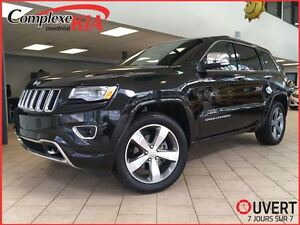 2015 Jeep Grand Cherokee OVERLAND TOWING PKG NAVIGATION