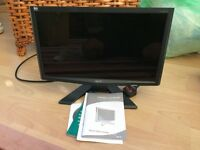 Acer colour monitor model no. X193HQL LCD in very good condition