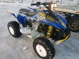 Polaris 500cc quad 4x4 2x4