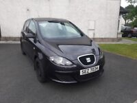 Seat ALTEA 1.9 TDI 2007 full serviced mot till 18/12/18