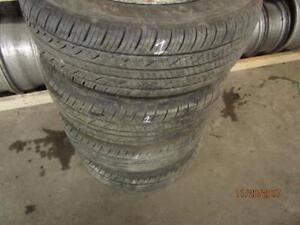 215/70R16 SET OF 4 USED NEXUN ALL SEASON TIRES