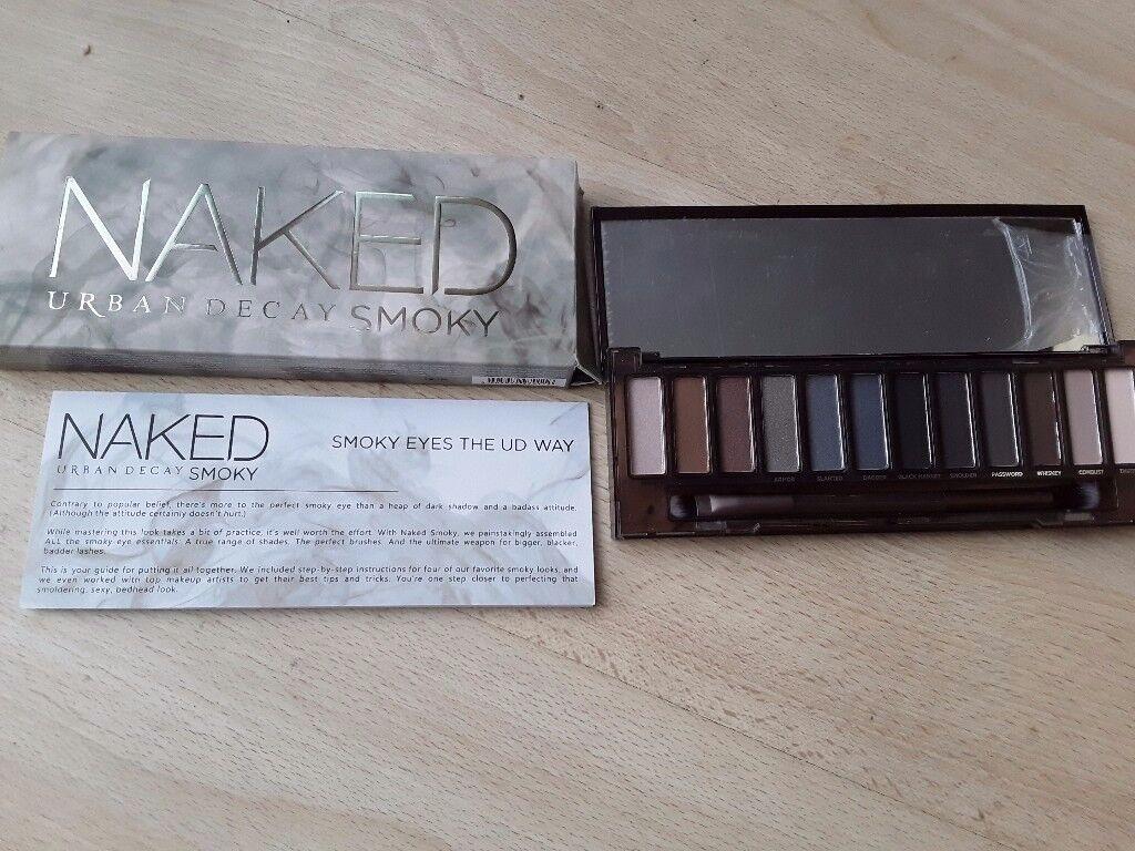 Naked Smokey Eyeshadow palette BRAND NEW IN BOX