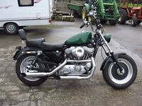 Harley Davidson XLH883 (1200 conversion) 2001 EVO