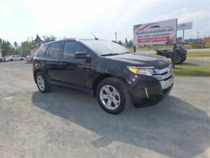 2013 Ford Edge SEL! LEATHER! PANO ROOF! CERTIFIED!