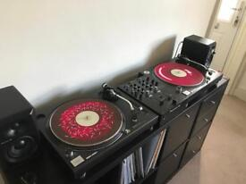 Dj set up for sale MUST SELL ASAP