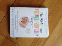 90 minute baby sleep program book- help for babies that do not sleep well