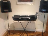 Peavey Escort 2000 PA system for Band, DJ