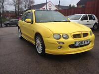 MG zr 1.4 private registration included
