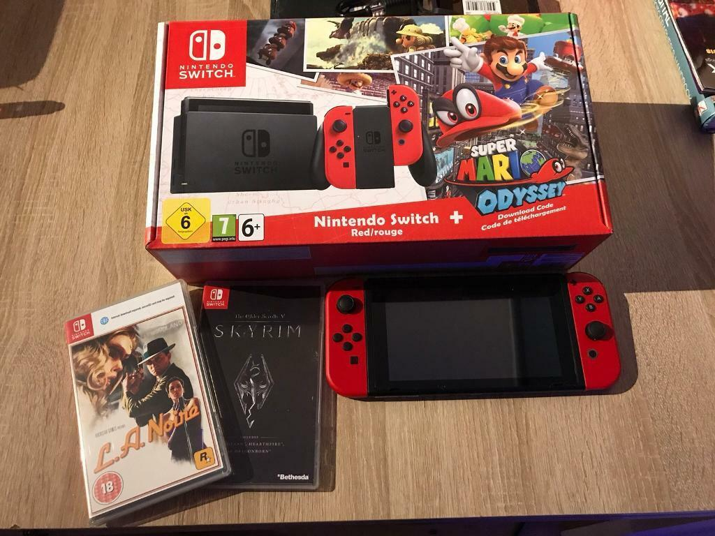 Nintendo switch | in Musselburgh, East Lothian | Gumtree