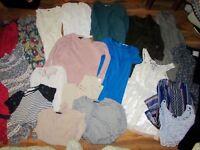 Womens Clothes Job Lot Size UK 10 Eur 38 Bundle Dress Jumper Jeans Top Blouse clothing ladies
