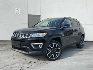 2017 Jeep Compass 4x4 Limited