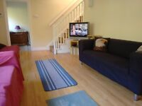 3 Bed semi-detached unfurnished family house in well located quiet residential street