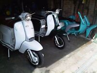 Lambretta WANTED