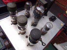 Vintage valve Amplifier 10 watts