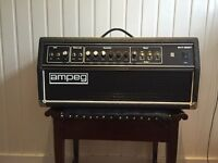 Ampeg SVT 200t bass head