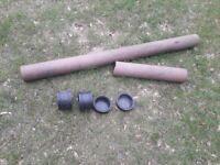 Clay Drain pipe