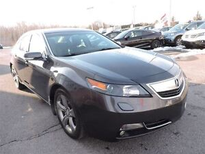 2012 Acura TL Technology Package/Manuel