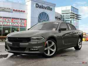 2018 Dodge Charger SXT + | BLIND SPOT PKG | HEATED/VENTED LEATHE
