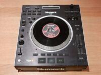 Numark V7 Vinyl Emulating DJ Controller (Spinning Vinyl Platter)