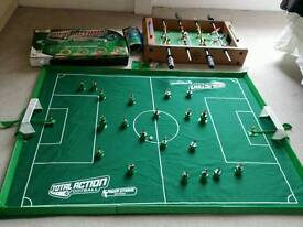Boys football games