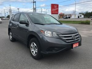 2012 Honda CR-V LX 5 SPD at 4WD (2)