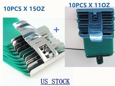20pcs Silicone Mug Clamp Cup Wrap Heat Press Transfer Sublimation 11oz15oz Usa