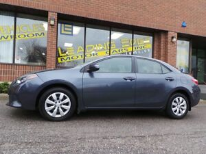 2015 Toyota Corolla LE BACK UP CAM, BLUETOOTH, HTD SEATS !!