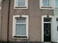 Three Bedroom House to Let in Grangetown