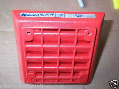 Wheelock 881t Series Fire Alarm Speaker