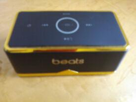 Beats by Dr Dre Mini Bluetooth Speaker Beatbox