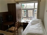 Brand new single studio flat with open plan kitchen near Brixton Tube including all bills &Wi Fi