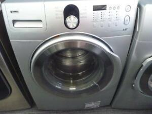 11- KENMORE AST Laveuse Sécheuse Frontale Frontload Washer Dryer