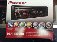Pioneer deh1900un cd player