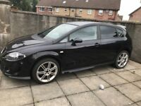 Seat Leon stylance with btcc body kit. 140bhp car with 1 year mot. Car looks and drives great