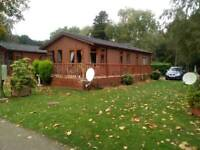 Norfolk Holiday Lodge for sale